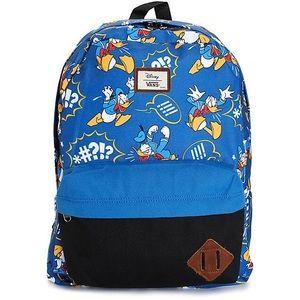 2576b4c45d Vans X Disney Backpack Donald Duck ‼